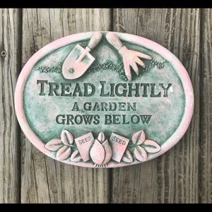 Tread Lightly Sign